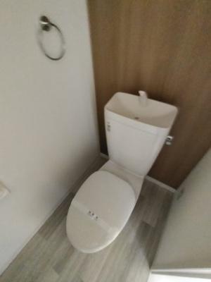【トイレ】セイキハイツ