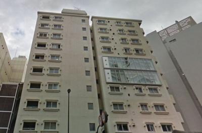 【外観】白金台グロリアハイツ