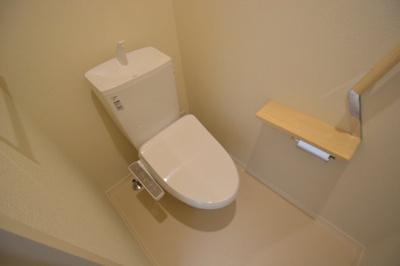 【トイレ】サンガーデン中央