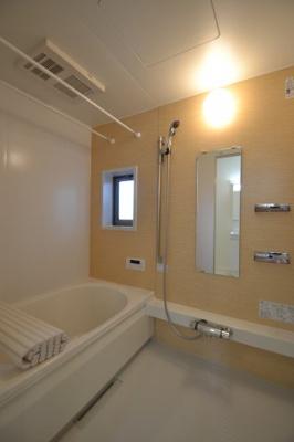 【浴室】サンガーデン中央