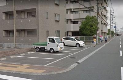 【外観】野田町線路沿い駐車場