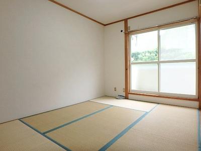 【寝室】パークハイム