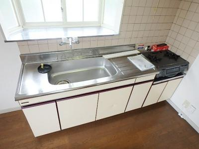 【キッチン】パークハイム