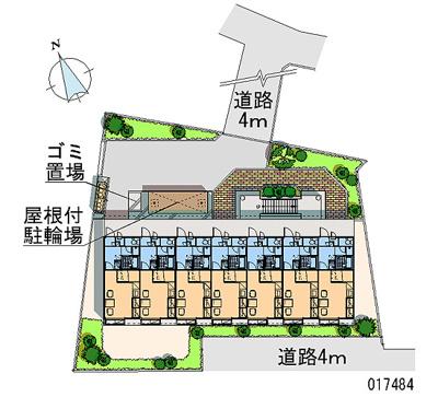 【区画図】エーデルハイム