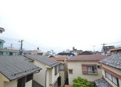 【展望】ベルヴュコート中野本町