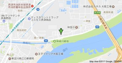 【地図】レジダンスカメリア
