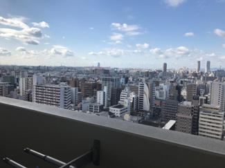 21階・前棟無しにつき眺望・通風良好です♪