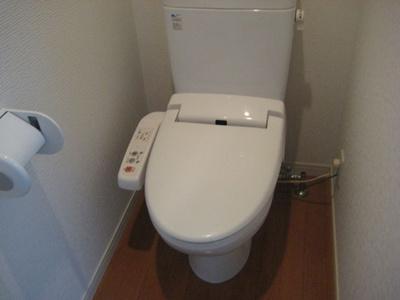 【トイレ】アクタス天神セントラルタワー