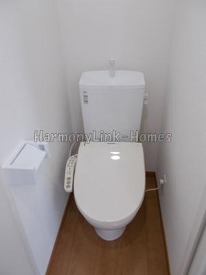 フェリスバルミーのトイレです