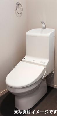 ラブリーレジデンス千葉西のトイレ