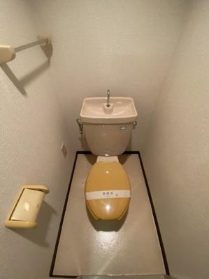 【トイレ】南滋賀ヒューマンハイツ