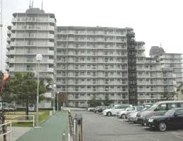 【外観】日商岩井香枦園マンション1号棟