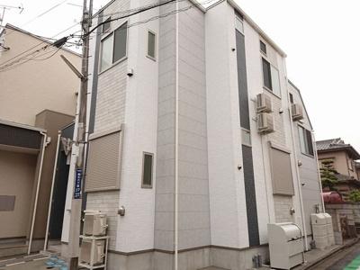 【外観】ハーモニーテラス柴又Ⅱ