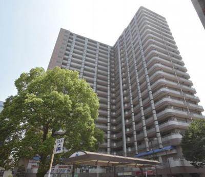【外観】ビューネタワー平井 18F リ フォーム済 平井駅1分 平成12年築