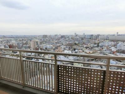 【展望】ビューネタワー平井 18F リ フォーム済 平井駅1分 平成12年築