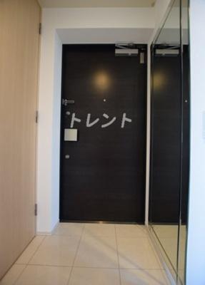 【玄関】パークハウス本郷三丁目アーバンス