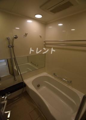 【浴室】パークハウス本郷三丁目アーバンス