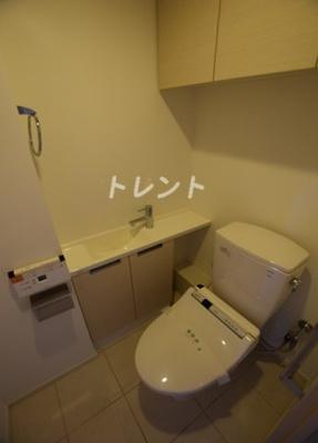 【トイレ】パークハウス本郷三丁目アーバンス