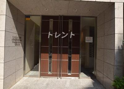 【エントランス】パークハウス本郷三丁目アーバンス