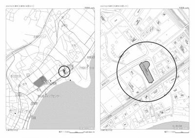 【地図】カネボウ琵琶湖アーバンプラザ