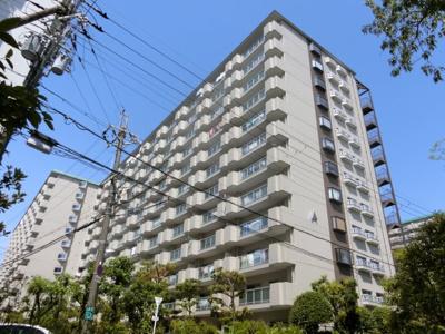 【現地写真】 総戸数569戸のマンションです♪