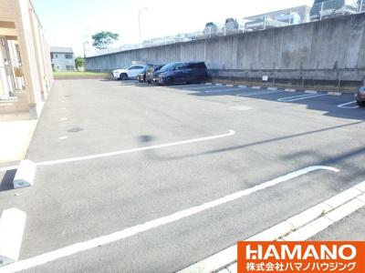【駐車場】レインボーコートK