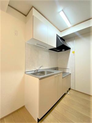 【キッチン】アパートメントコノハ