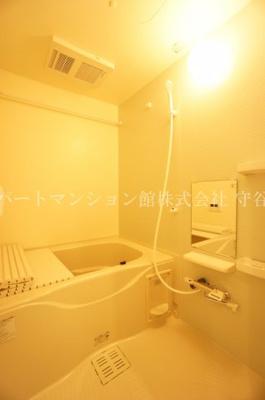 【浴室】プチベールメゾンⅡ