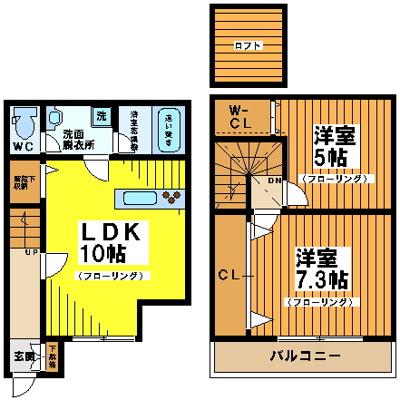 【キッチン】コンフォート赤堤
