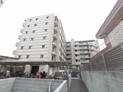 【外観】サンクレイドル横濱鶴見Ⅱ