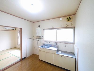 【キッチン】藤川荘