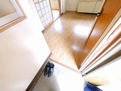 【玄関】藤川荘