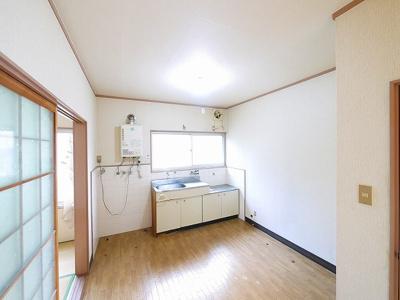 【居間・リビング】藤川荘