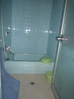 【浴室】本町 美観地区内の住居付き店舗事務所