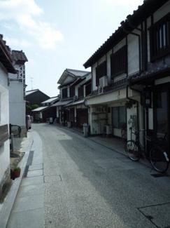 【周辺】本町 美観地区内の住居付き店舗事務所
