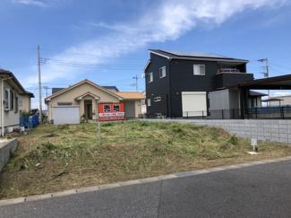 木更津市金田東 土地 袖ヶ浦駅 南向きにつき日当たり良好な土地です。 約70坪の広々とした整形地となっております。