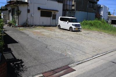 【外観】【売地】西浜中学校区・56251