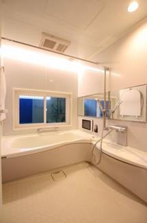 【浴室】八女市本町 戸建