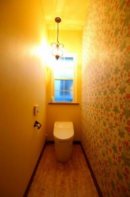 【トイレ】八女市本町 戸建