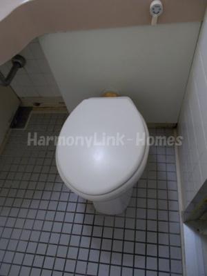 ライブコア目白の清潔感のあるトイレです