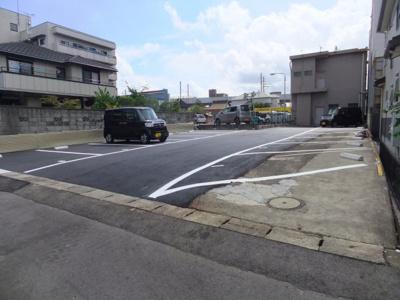 【外観】今泉鈴元月極駐車場