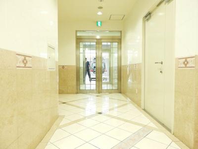 【エントランス】ODESSA松屋町