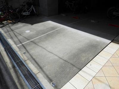 【駐車場】ODESSA松屋町