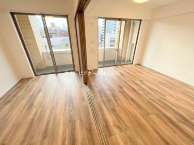 【外観】ライオンズグローベル南砂アクアパーク 角 部屋 平成16年築