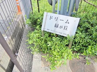 【エントランス】ドリーム緑が丘