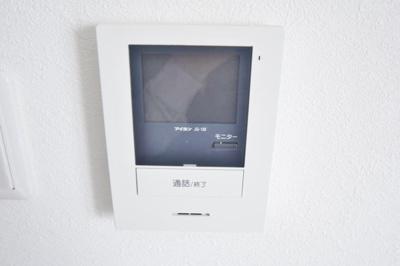 【セキュリティ】メビウス道明寺レジデンス東館