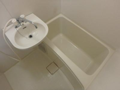 【浴室】アイリス長栄寺