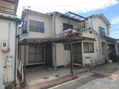 【外観】倉敷市連島中央 借家