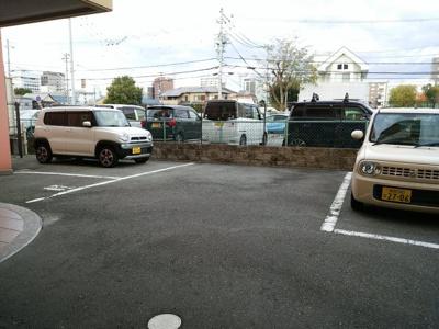 【駐車場】ジェルメ城陽