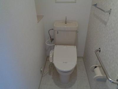 【トイレ】アンドユーイワキ東大阪